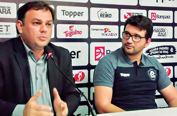 Milton Campos e Zé Renato