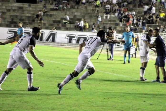 Botafogo-PB 1x3 Remo (Esquerdinha e Gabriel Lima)