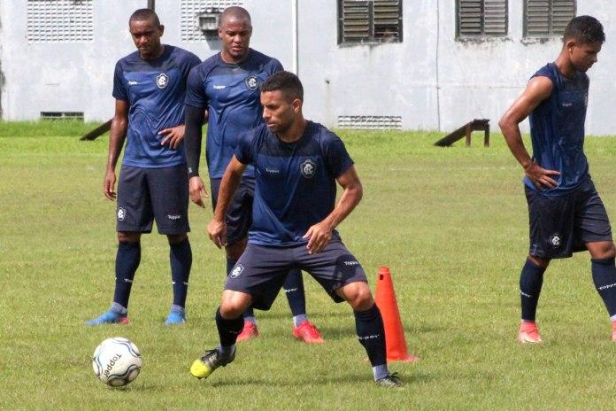 Isac, Eliandro, Rodriguinho e Gustavo