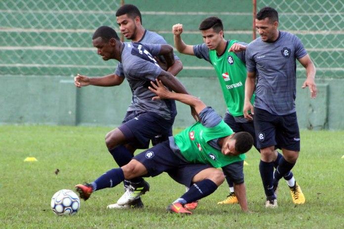 Mimica, Dudu, Rodriguinho, Miguel e Levy