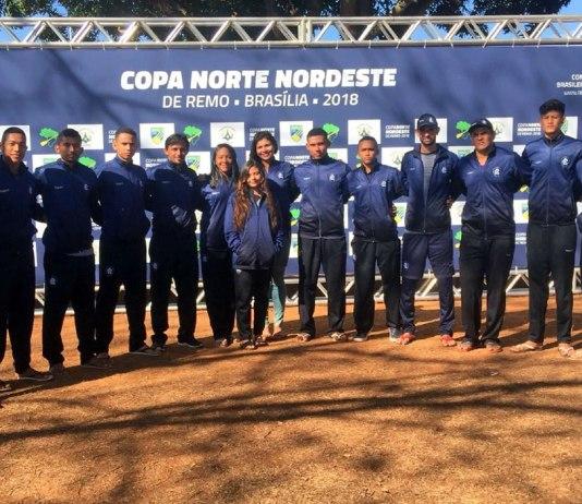 Clube do Remo é bicampeão da Copa Norte-Nordeste de Remo 2018