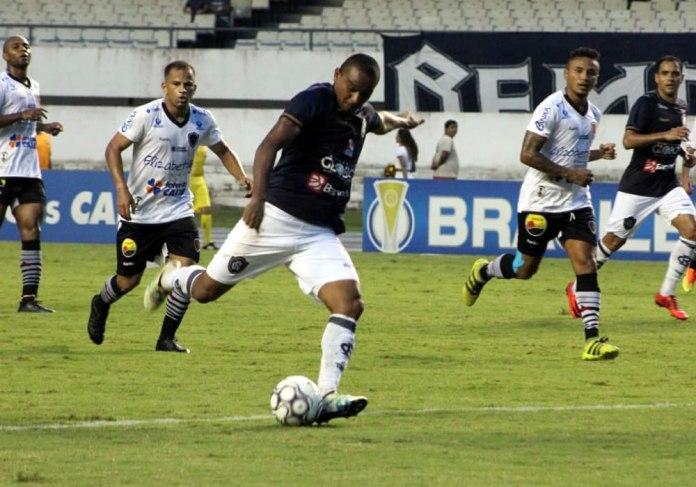 Remo 0x0 Botafogo-PB (Isac)