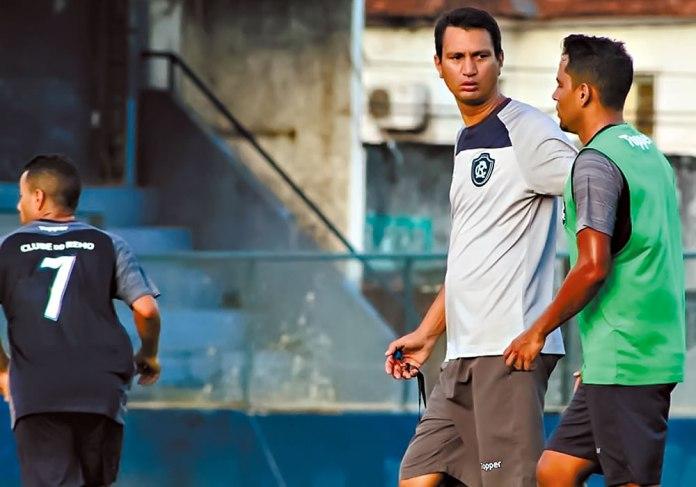 Rodriguinho, João Nasser Neto (Netão) e Elielton
