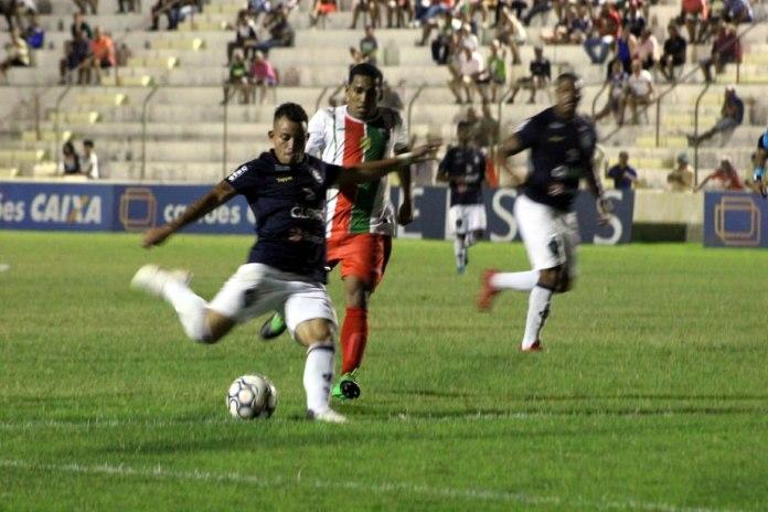 Salgueiro-PE 0x1 Remo (Jayme e Eliandro)