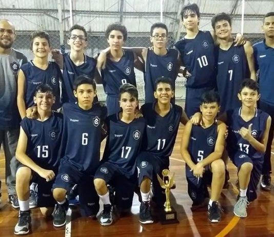 Basquete Sub-13