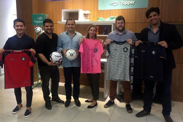 Remo é campeão de vendas Topper no Brasil