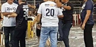Fábio Bentes e Marco Antônio Pina (Magnata)