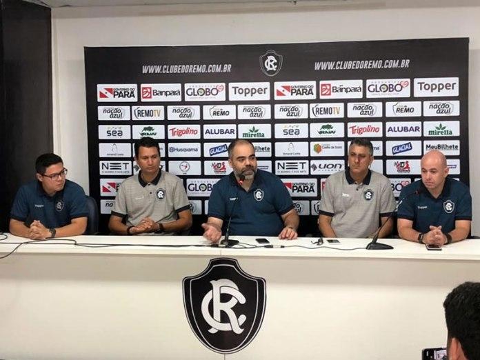 Yan Oliveira, João Nasser Neto (Netão), Fábio Bentes, Luciano Mancha e Dirson Neto