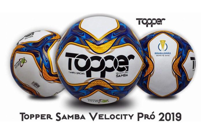 Topper Samba Velocity Pró 2019