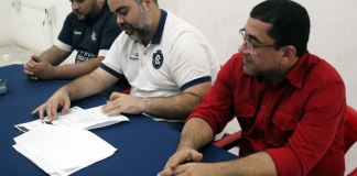 Fábio Bentes e Gil Mattos