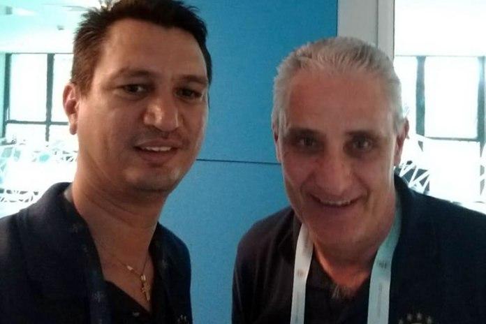 João Nasser Neto (Netão) e Tite