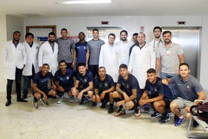 Remo fecha parceria com Hospital Porto Dias