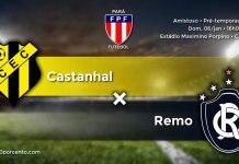 Castanhal × Remo