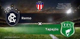 Remo × Tapajós
