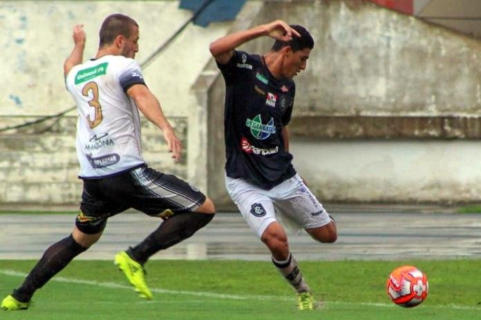 Remo 3x0 São Raimundo (Tiago Félix)
