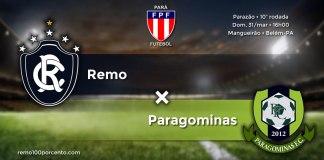 Remo × Paragominas