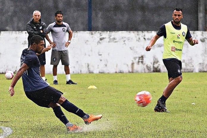 Márcio Fernandes, Marcinho, Djalma e David Batista