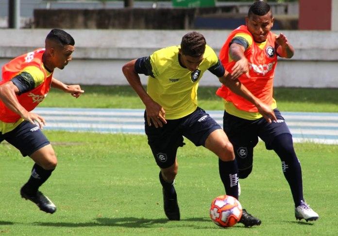 Tiago Félix e Samuel