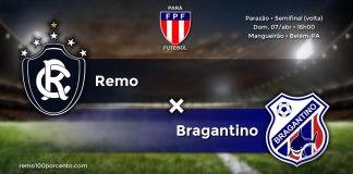Remo × Bragantino
