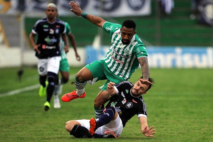 Juventude-RS 1x1 Remo (Ramires e Ronaell)