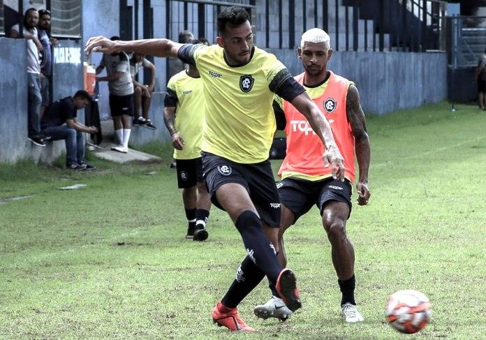 Marcão e Gustavo Ramos
