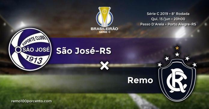 São José-RS × Remo