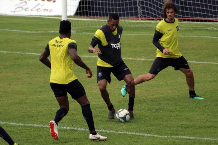 Gabriel Cassimiro, Marcão Assis e Rafael Tufa