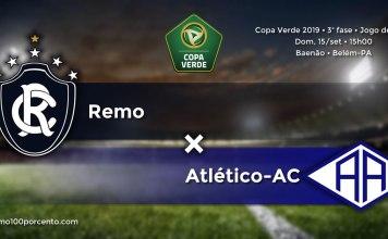 Remo × Atlético-AC