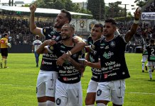 Remo 6x1 Atlético-AC (Marcão, Wesley, Neto Baiano e Gustavo Ramos)