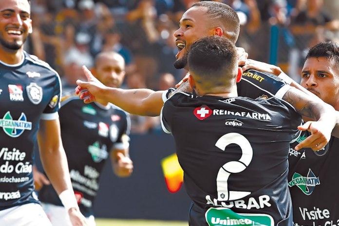 Remo 6x1 Atlético-AC (Marcão, Ramires, Wesley, Cesinha e Gustavo Ramos)