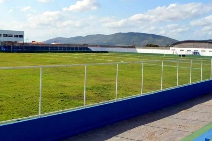 Estádio Jairton Menezes (Titão), Frei Paulo (SE)