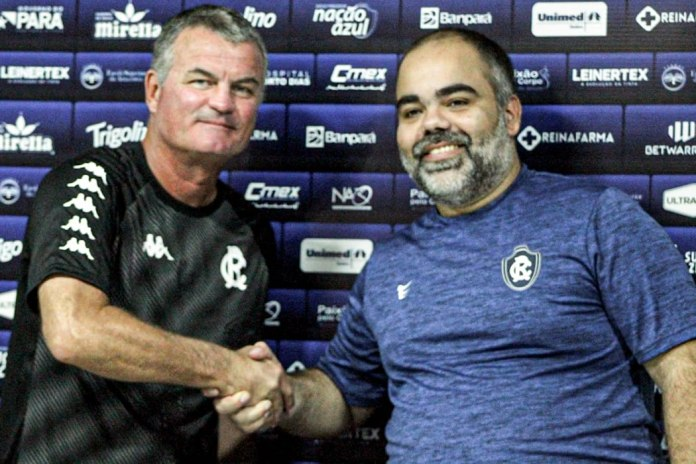 Mazola Júnior e Fábio Bentes