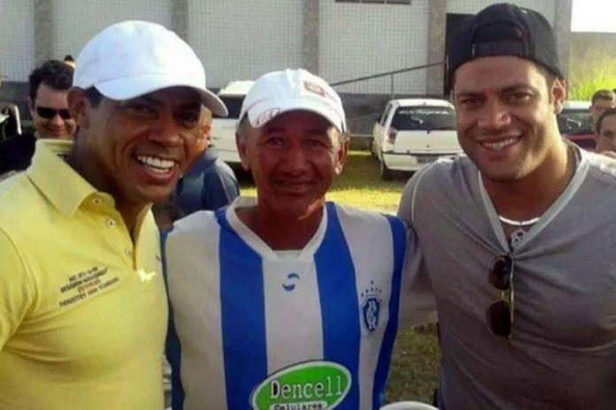 Marcelinho Paraíba, Josemar Firmino e Hulk