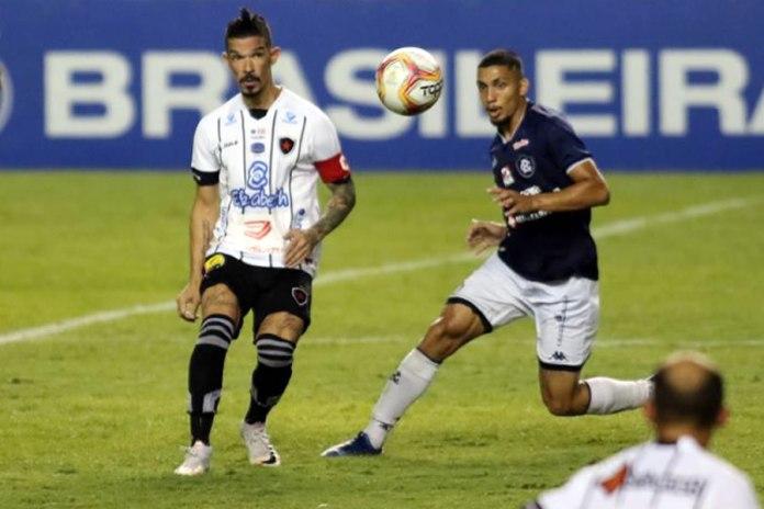 Remo 0×0 Botafogo-PB (Hélio Borges)