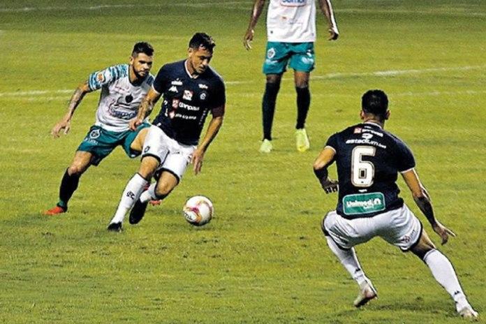 Remo 1×0 Manaus-AM (Eduardo Ramos e Marlon)