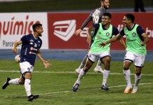 Remo 1×0 Manaus-AM (Wallace, Thiago, Lailson e Dudu Mandai)