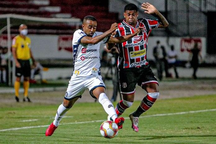 Santa Cruz-PE 1×0 Remo (Carlos Alberto)