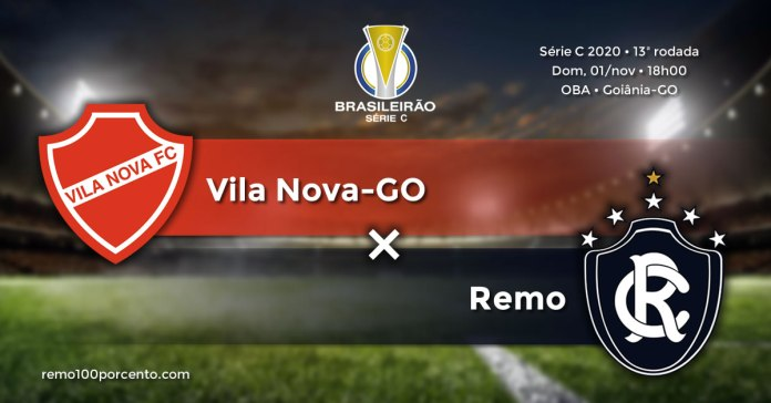 Vila Nova-GO × Remo