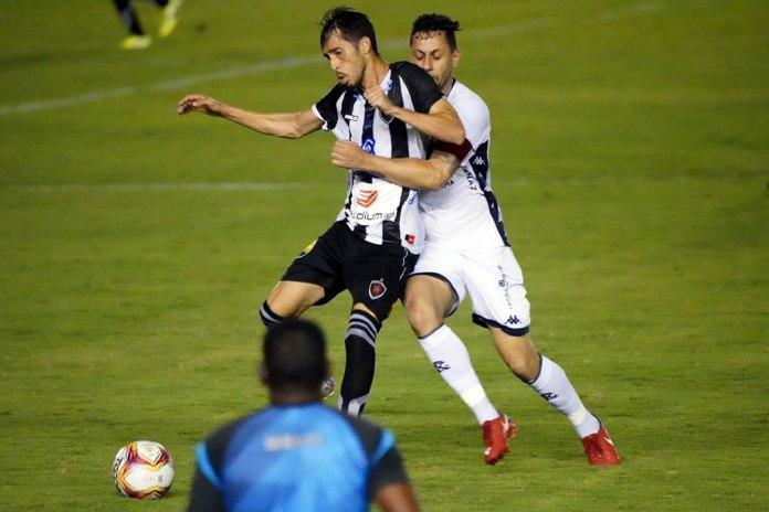Botafogo-PB 0×0 Remo (Eduardo Ramos)