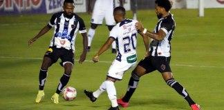 Botafogo-PB 0×0 Remo (Carlos Alberto)