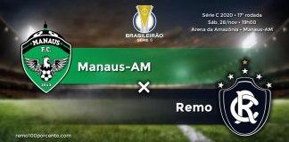 Manaus-AM × Remo