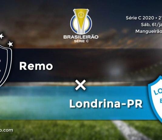 Remo × Londrina-PR