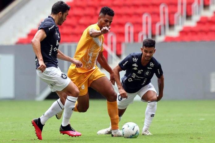 Brasiliense-DF 2×1 Remo (Lucas Siqueira e Pingo)