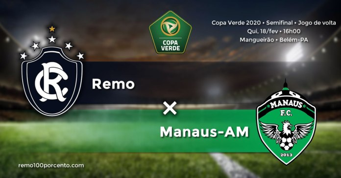 Remo × Manaus-AM