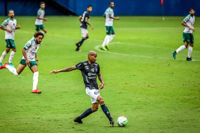 Manaus-AM 1×1 Remo (Wellington Silva)