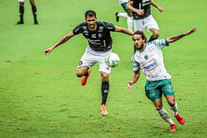 Manaus-AM 1×1 Remo (Marlon)