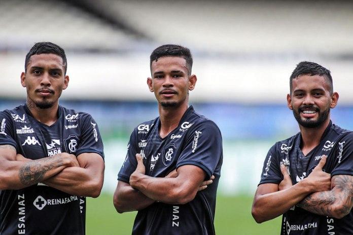 Remo 6×2 Manaus-AM (Hélio Borges, Pingo e Wallace)