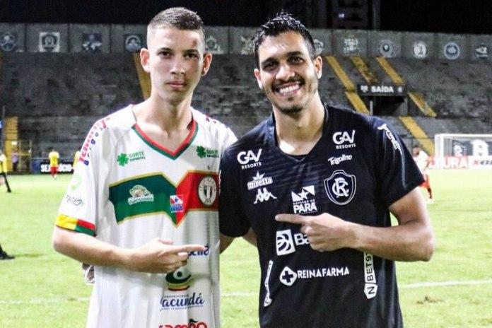 Remo 1×0 Itupiranga (Felipe Broech e Lucas Siqueira)