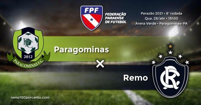 Paragominas × Remo