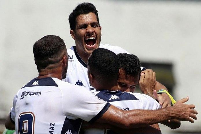 Tuna 1×1 Remo (Edson Cariús, Lucas Siqueira, Anderson Uchôa e Marlon)